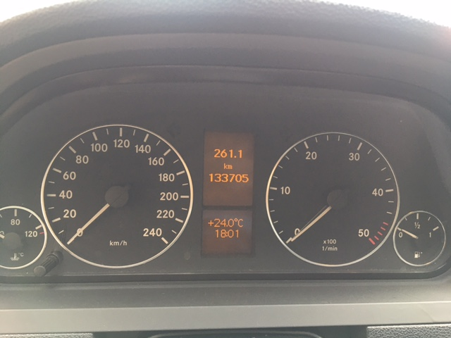 Mercedes A180 CDI – 107CV