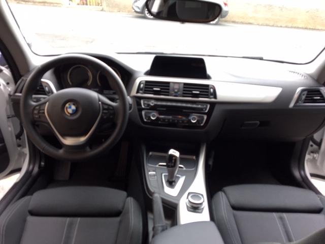 BMW 118 D Pack M Auto