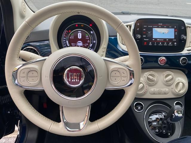 FIAT 500 Dualogic Lounge