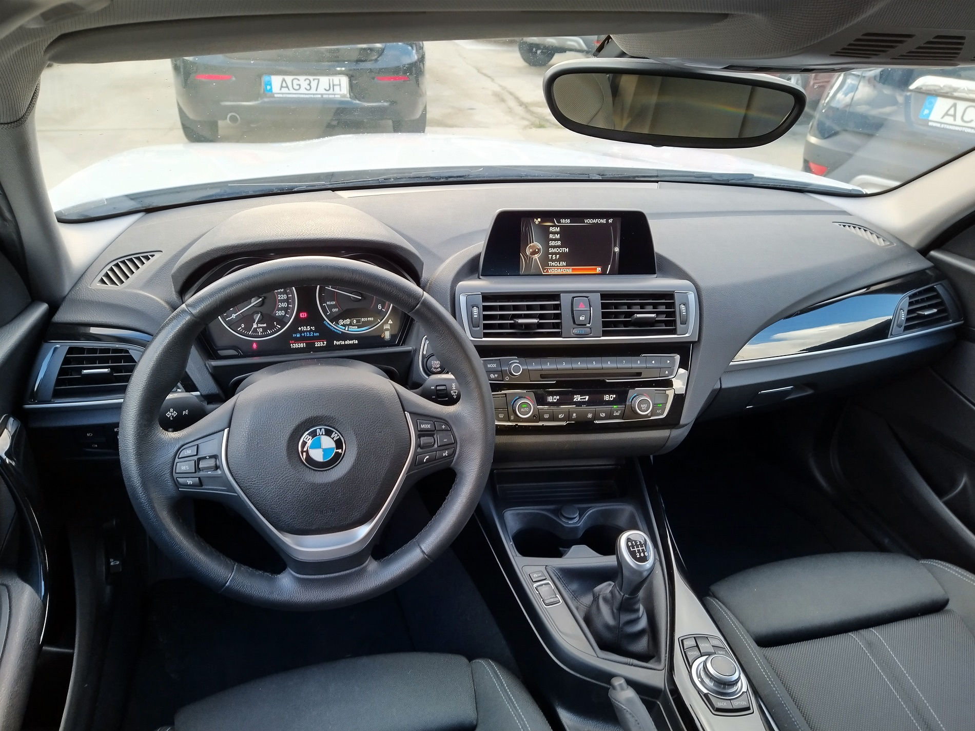 BMW 116 D Sport edition  – 116 CV