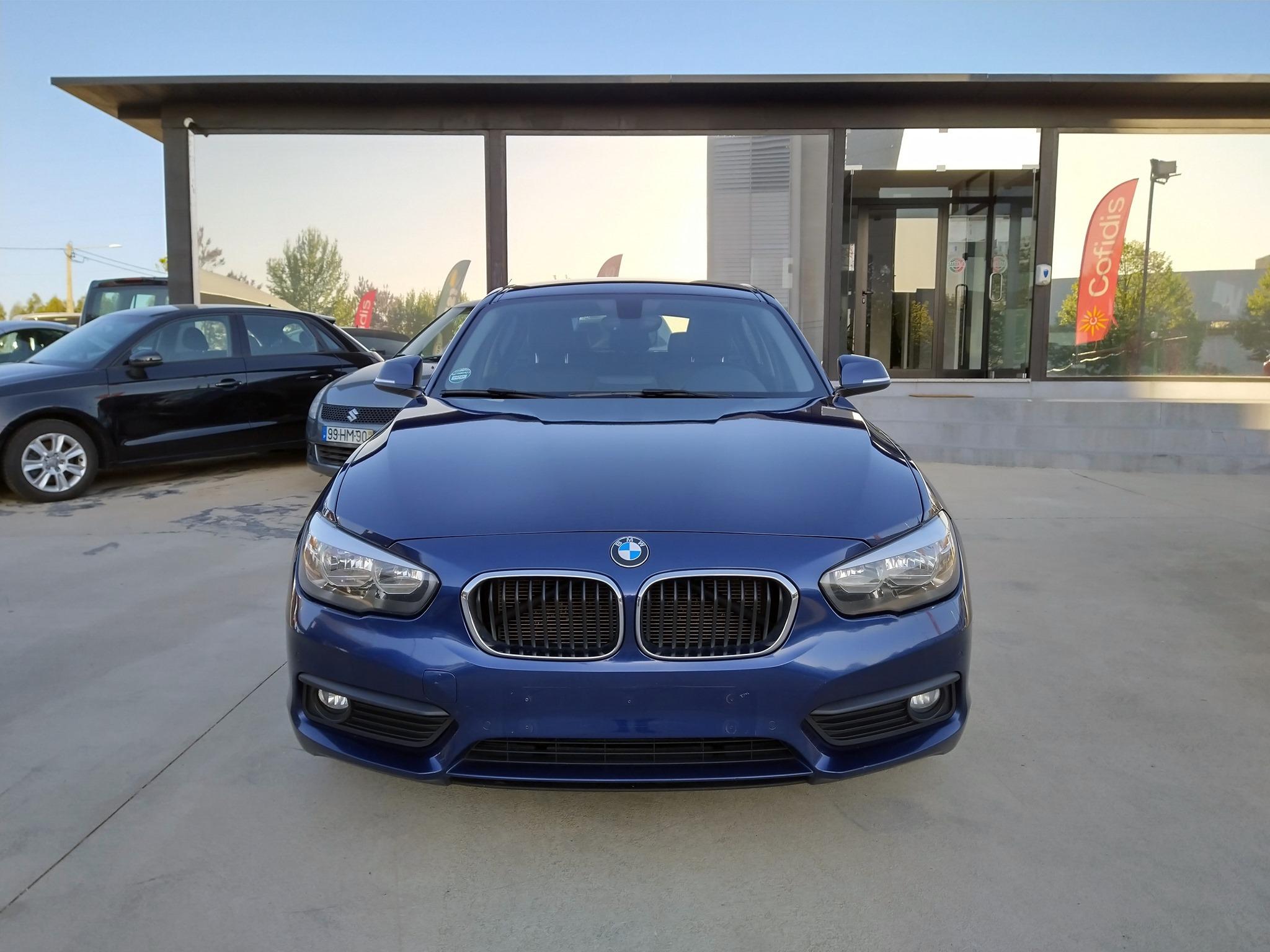 BMW 116 D Advantage