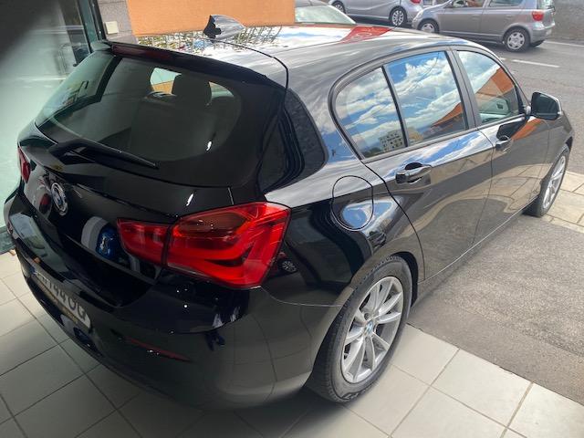 BMW 116 D EfficientDynamics Edition