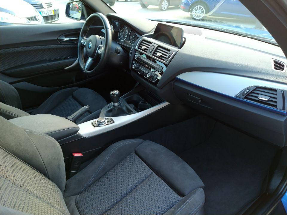 BMW 220 d Pack M
