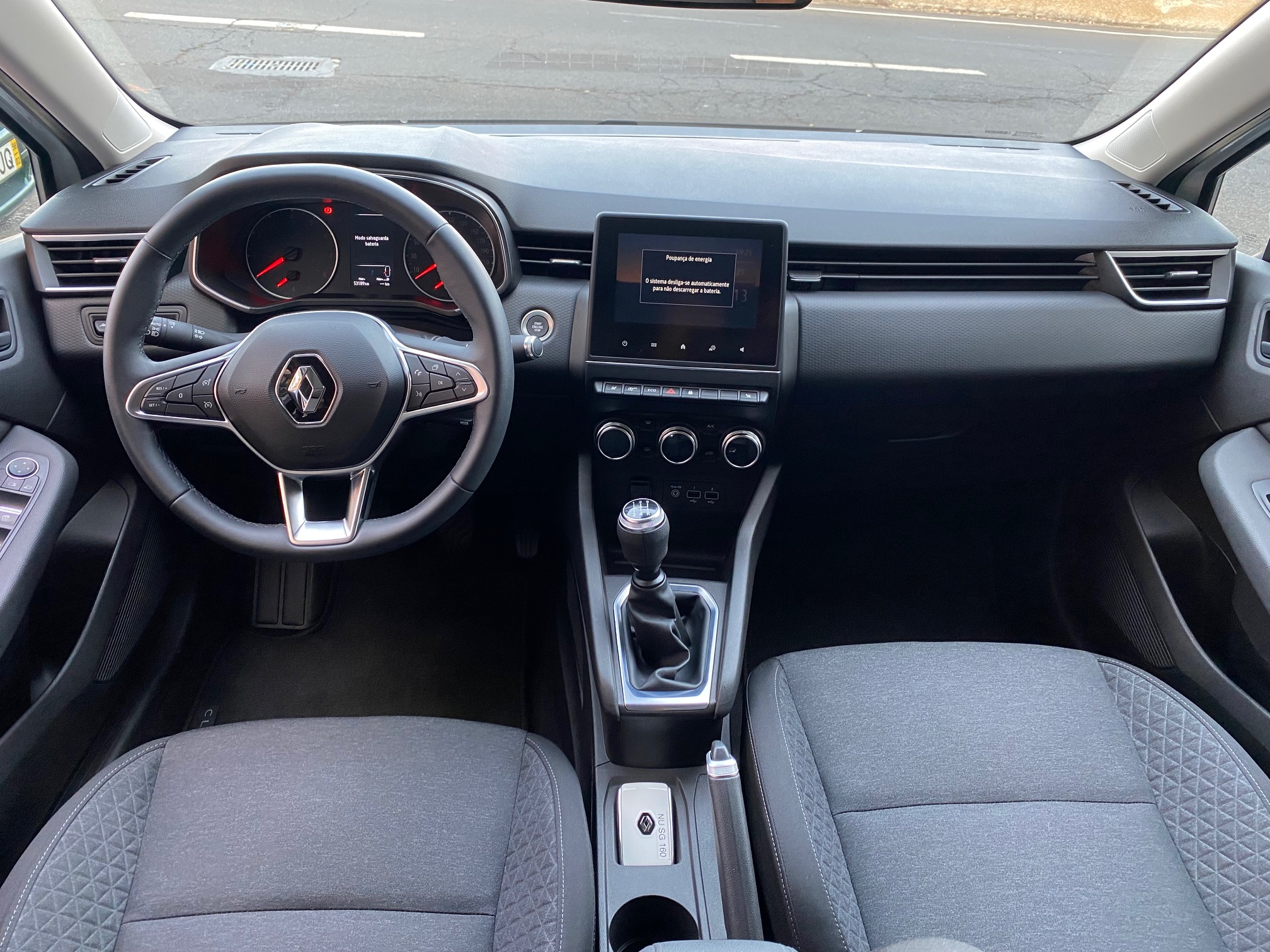 RENAULT CLIO 0.9 Tce  – 90 cv – Ano-2020/02