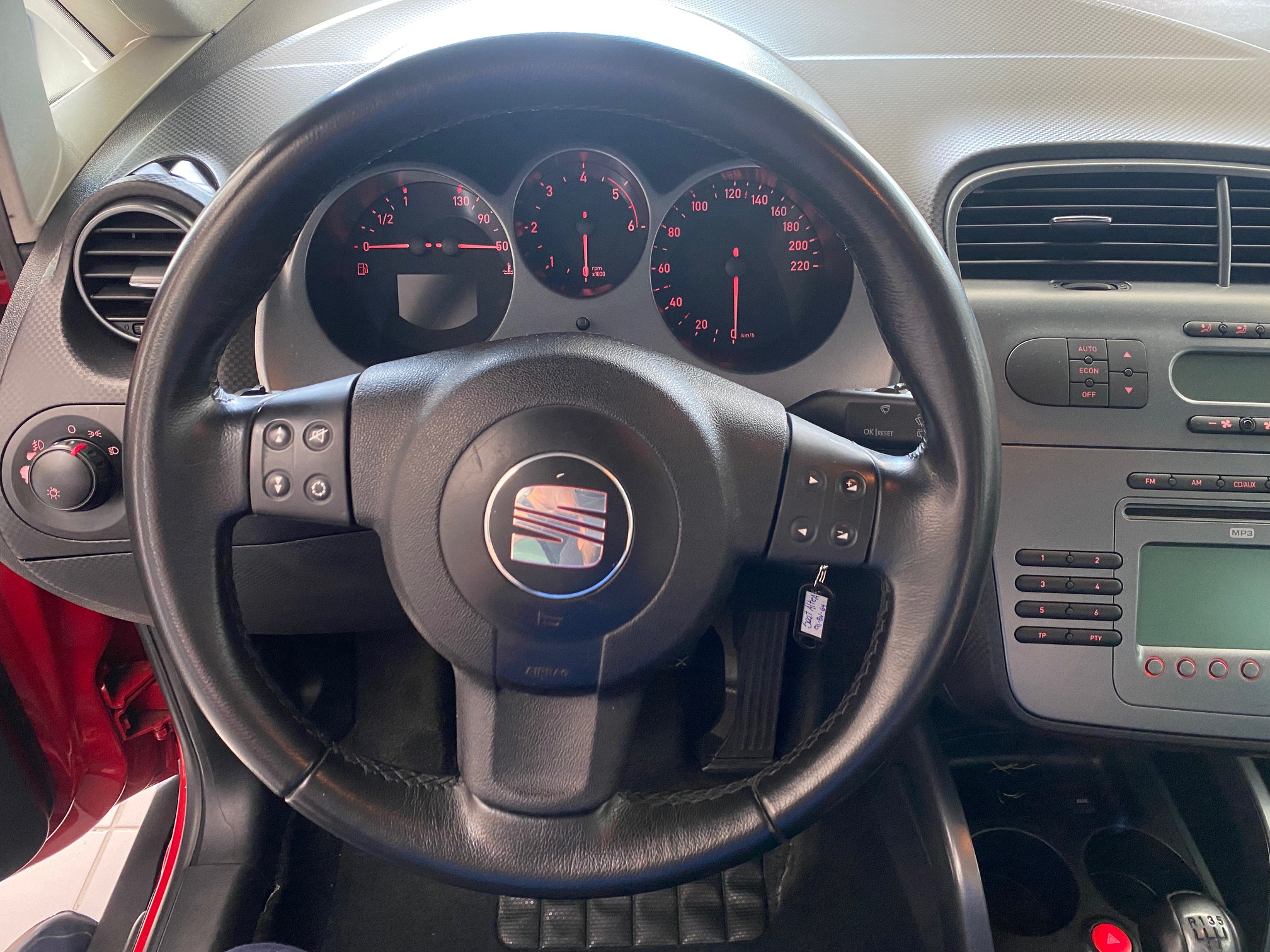 Seat Altea -1900cc  105 CV – 07/2006