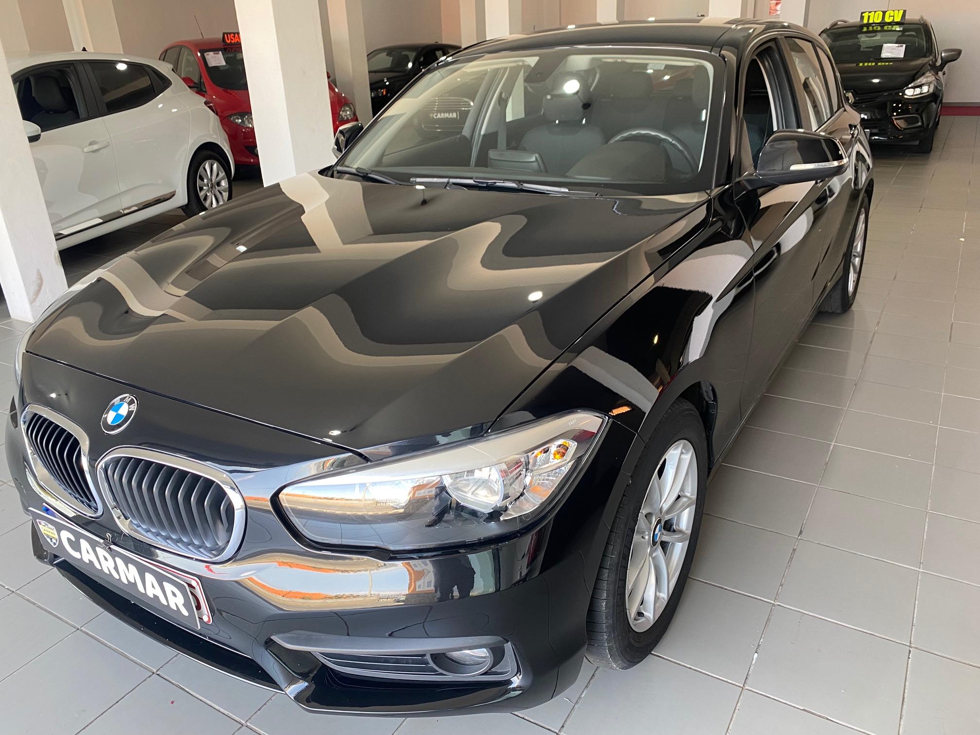 BMW 116 D EfficientDynamics Edition – 116 CV – de 2017