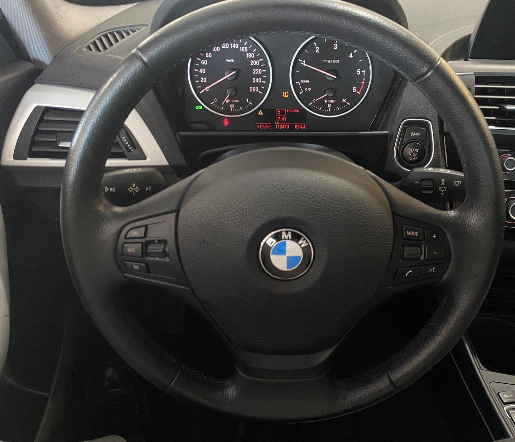 BMW 116 D EfficientDynamics Edition – 116 CV – 03/2016